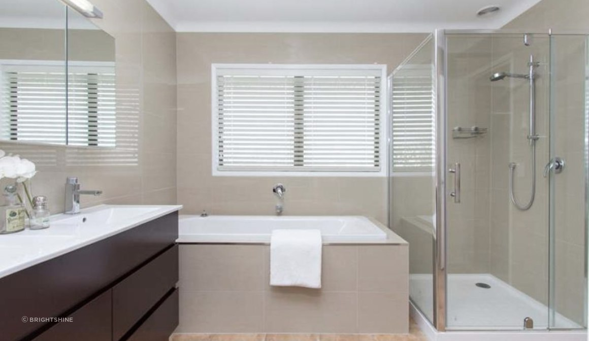 Faux Wood PVC Blinds