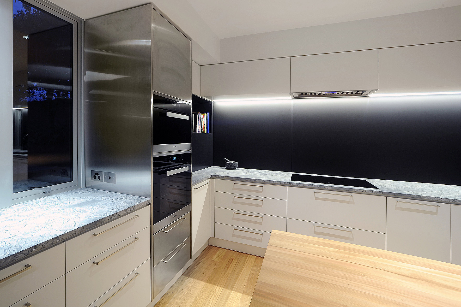 neo design auckland kitchen renovation timber stainless steel save