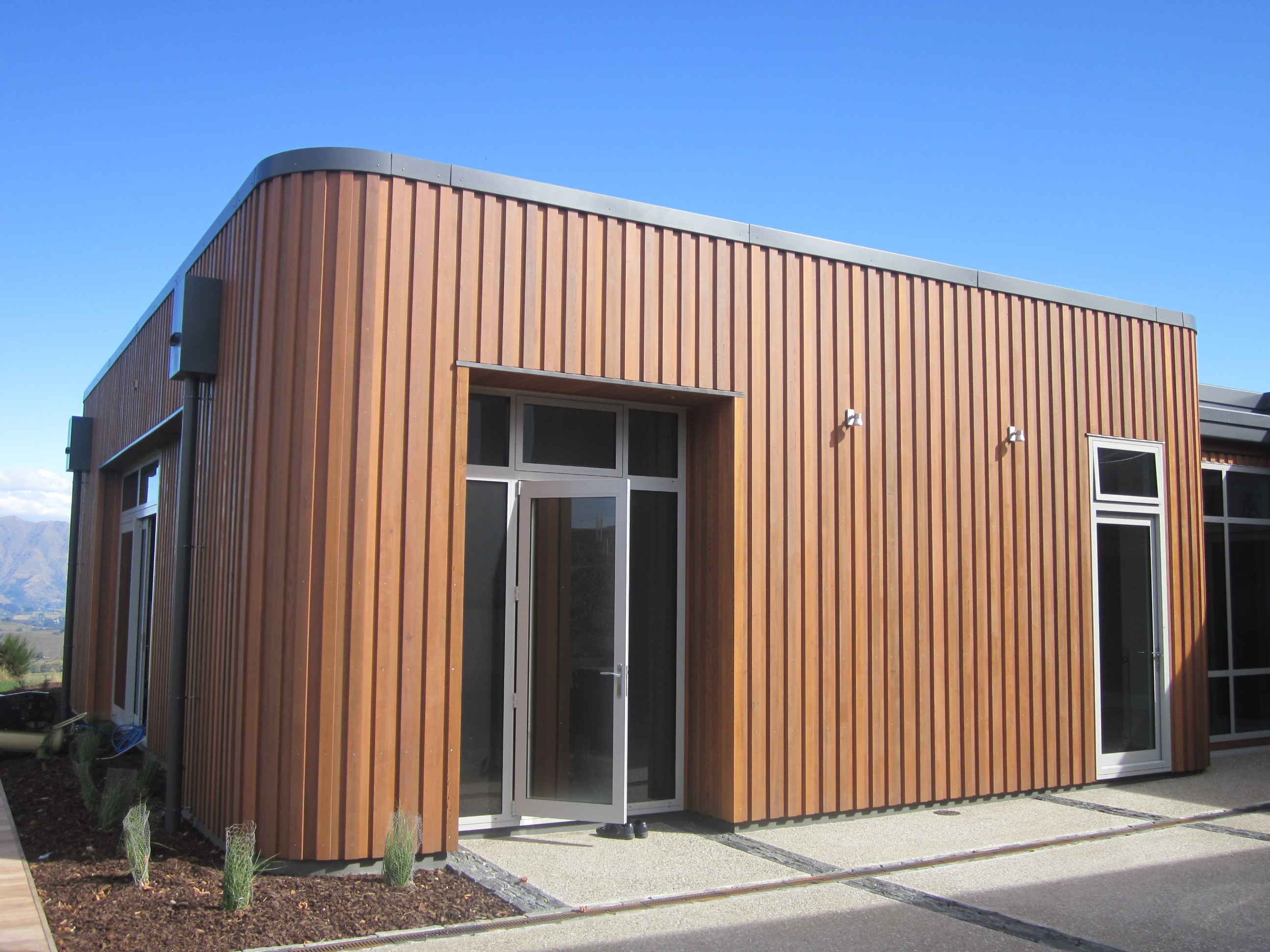 Board And Batten Weatherboards JSC Timber Archipro