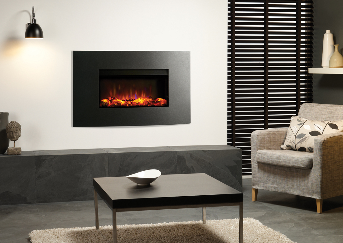 gazco riva2 670 electric the fireplace archipro