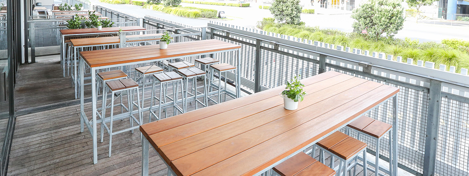 Extant Outdoor Leaner Harrows Contract Furniture Archipro