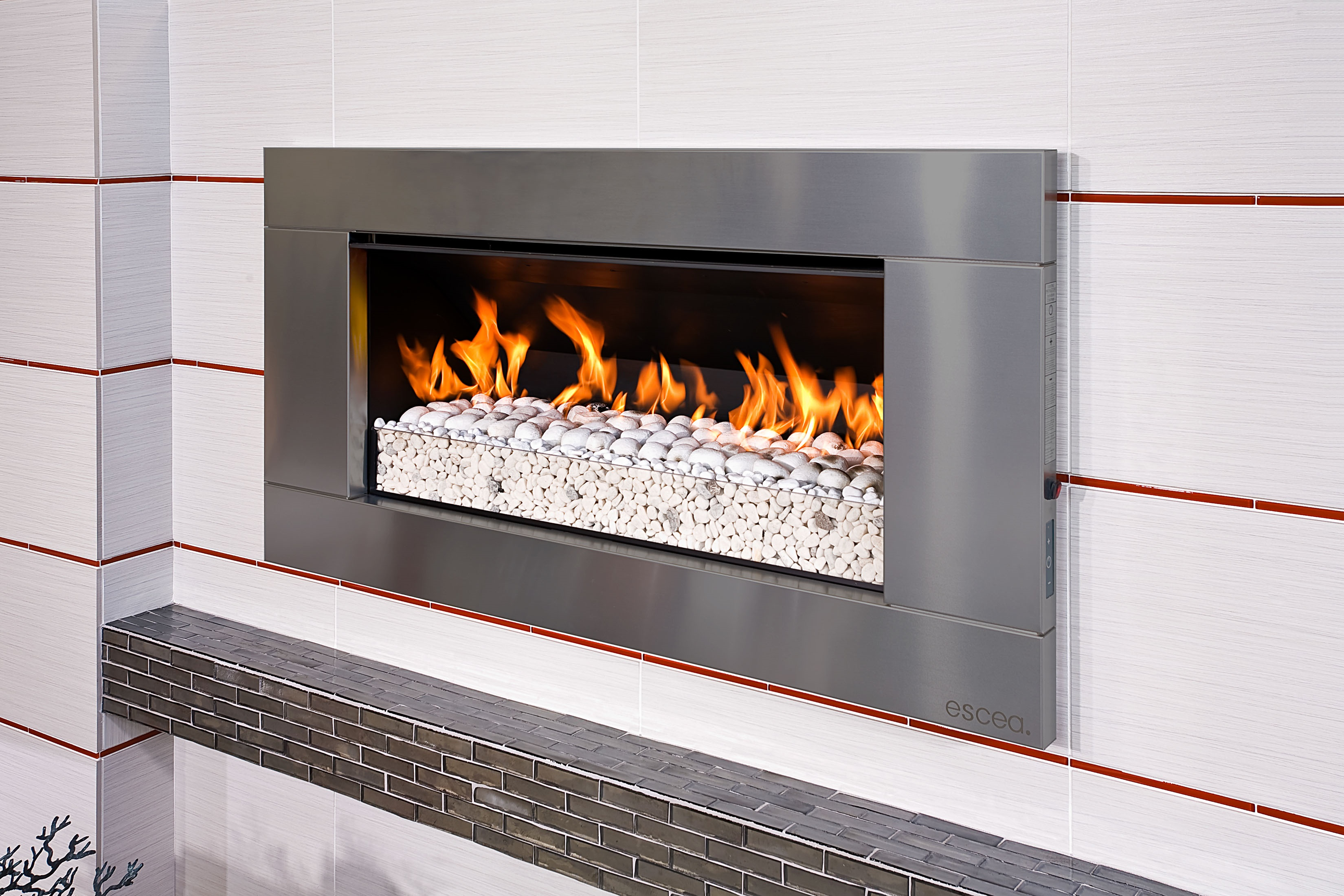 ef5000 outdoor gas fireplace escea archipro
